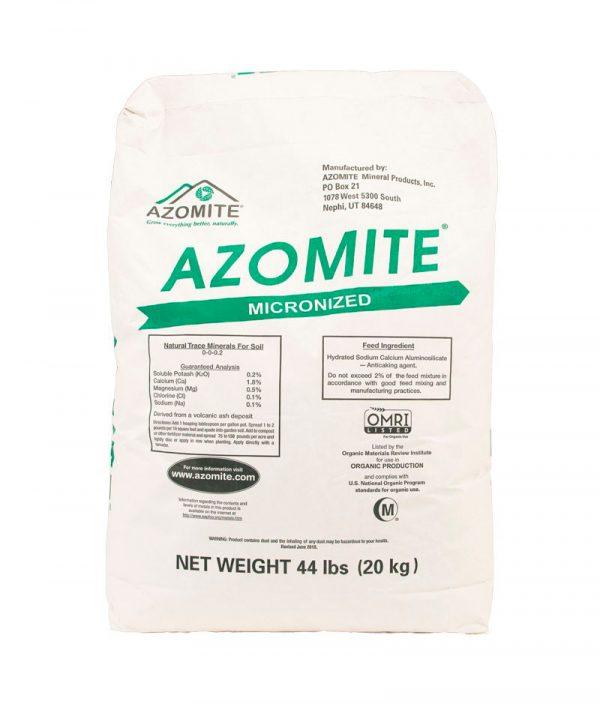 AZOMITE MICRONIZED